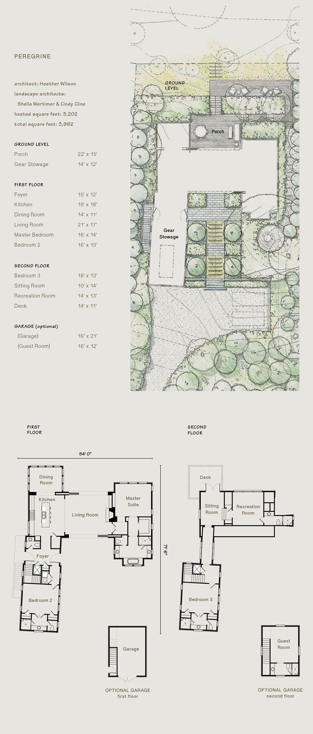 Peregrine Floor Plan