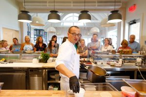 Kiawah island guest chef series b liner