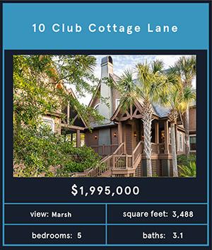 10 club cottage