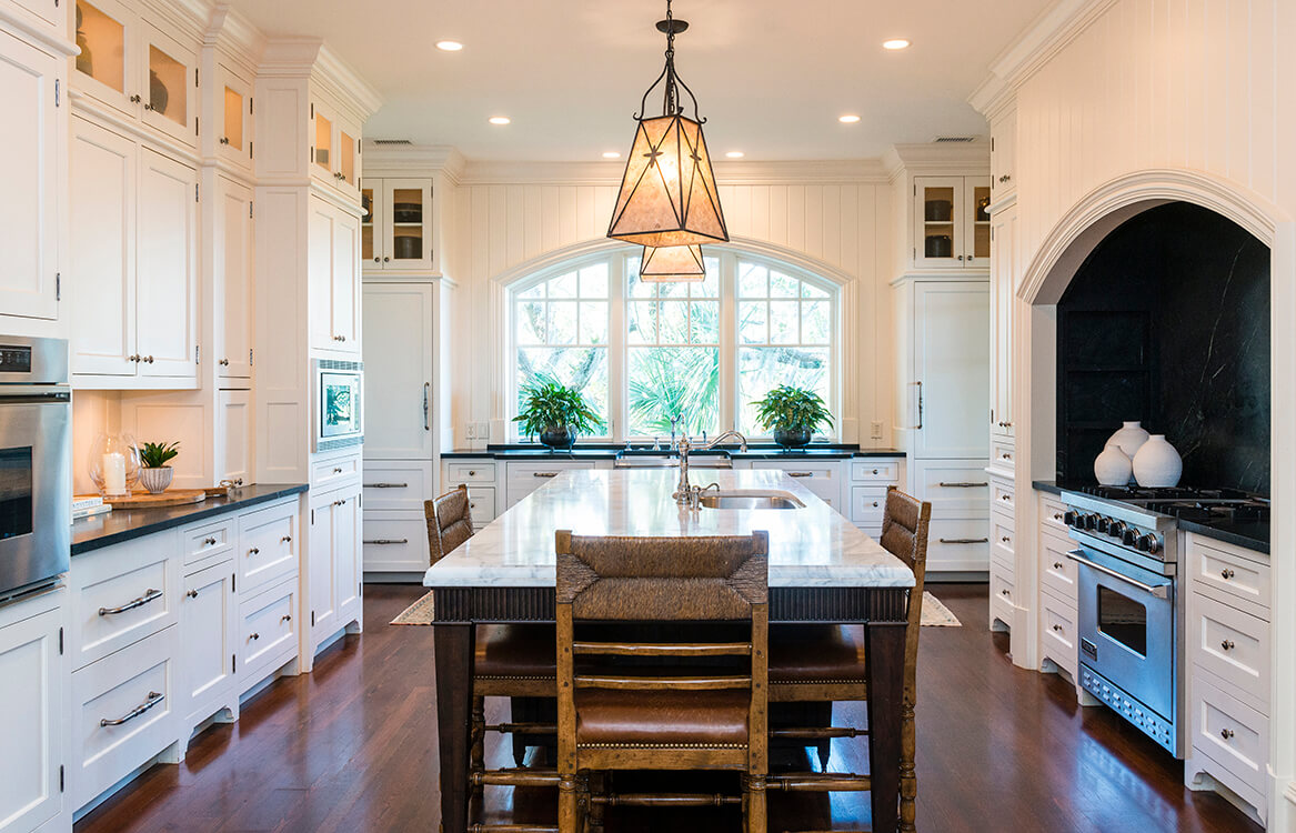 Designing Your Island Property: Kitchen Edition