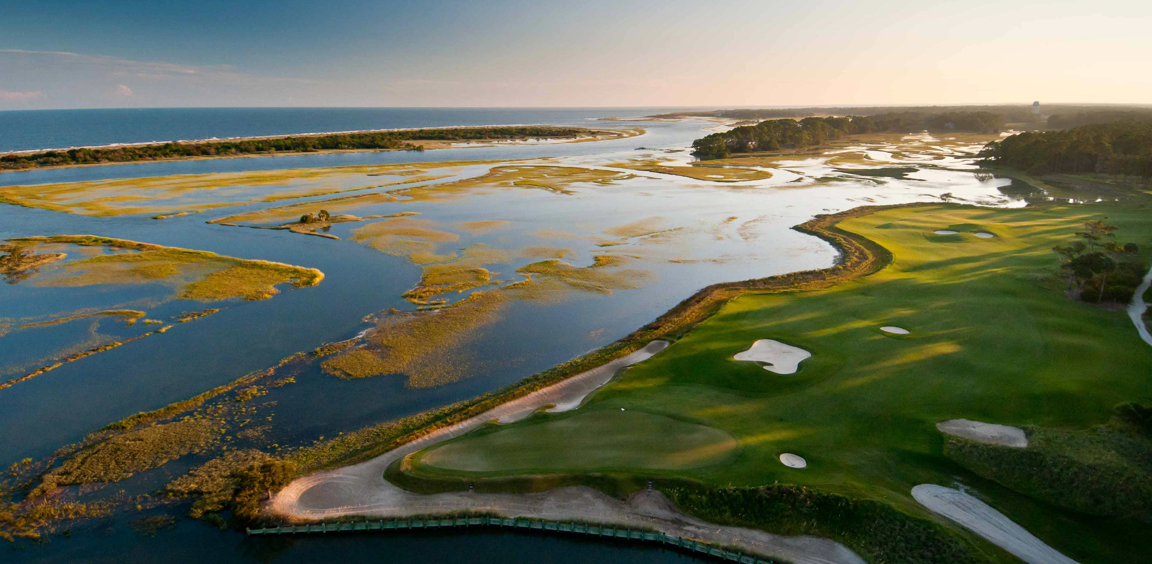 Golf - Private Courses - Cassique Golf Course