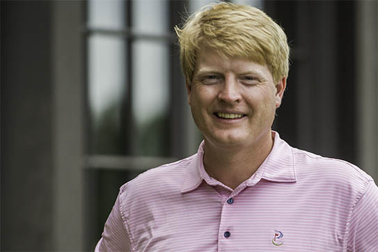 Kiawah Island Club's Charles Frost to Compete in 2015's Final Major