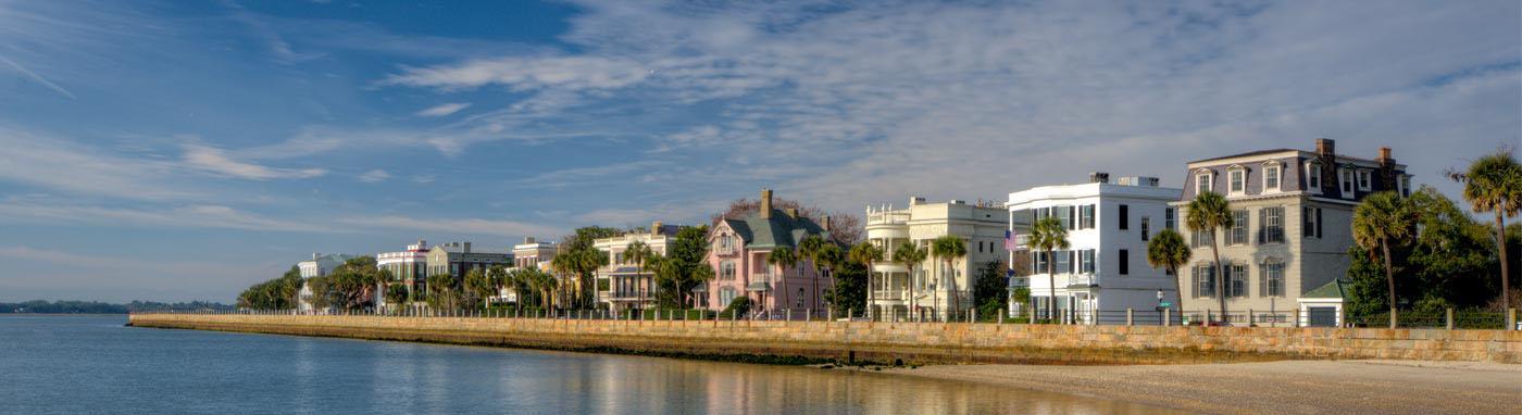 About Charleston Header