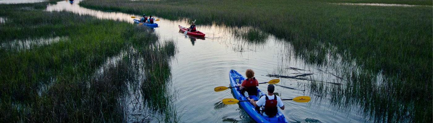 Activities on Kiawah Island