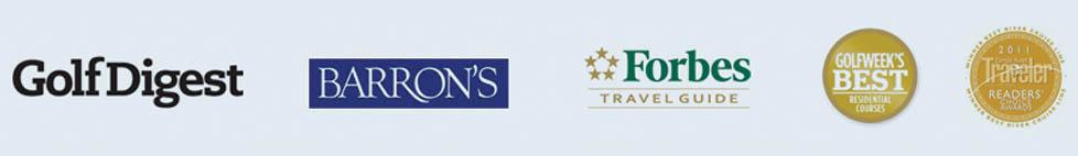Golf Awards Logos