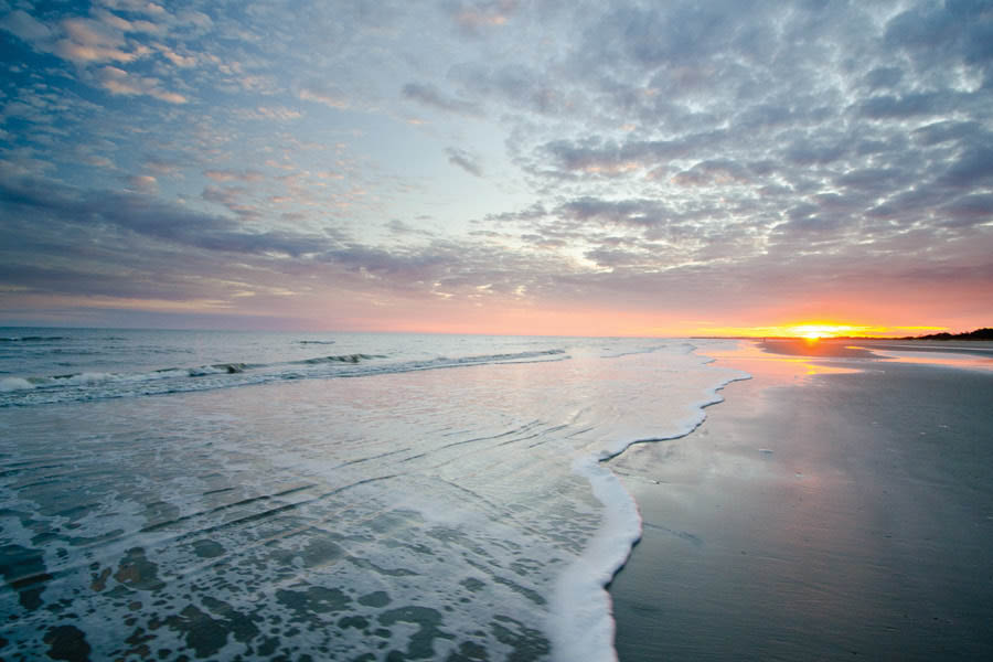 Kiawah Island Sc Beach The Best Beaches In World