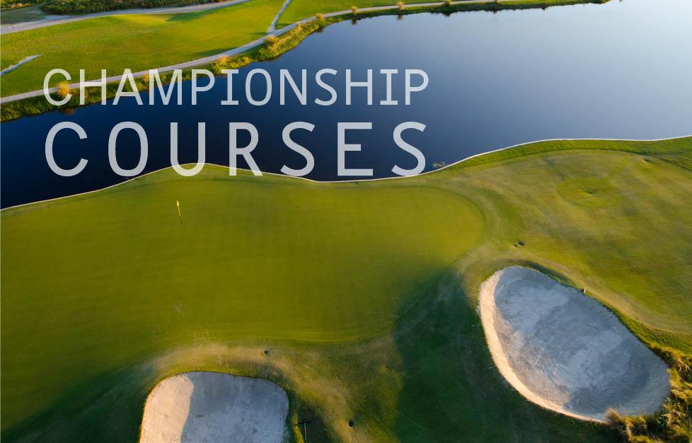 Kiawah Island Championship Golf Courses