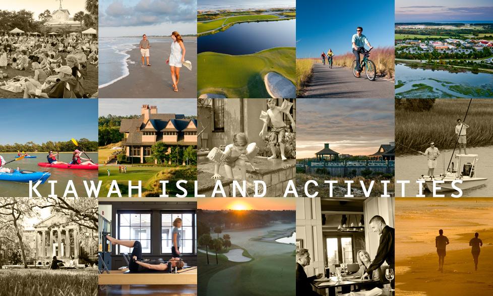 Kiawah Island Activities