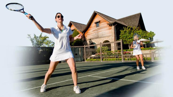 Kiawah Island Club Tennis Courts