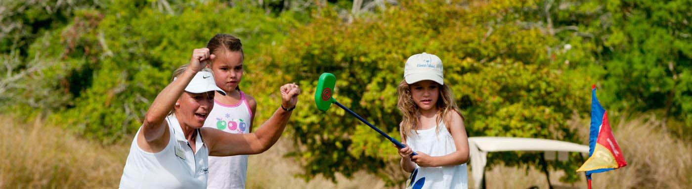 Kid Activities on Kiawah Island