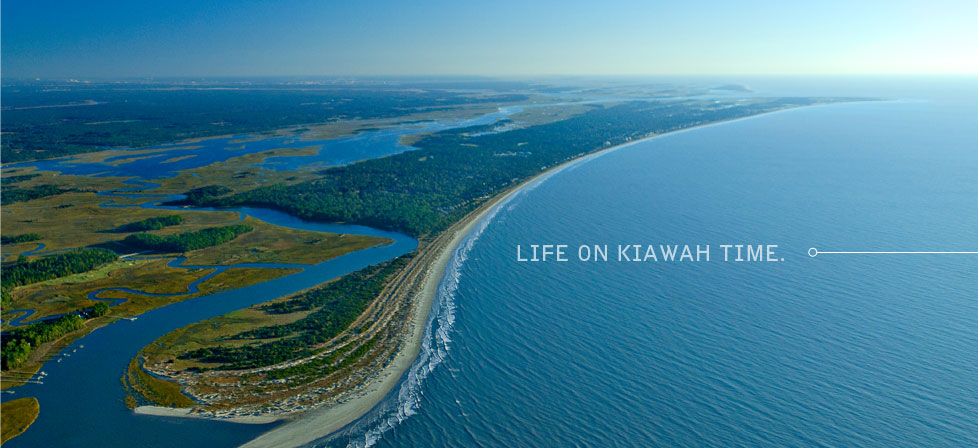 Life on Kiawah Time