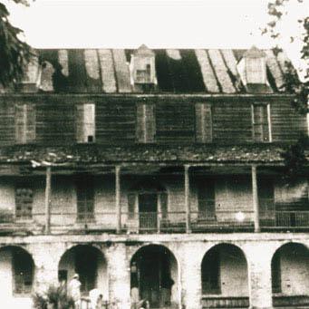 Vanderhorst home