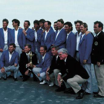 1991 Ryder Cup USA