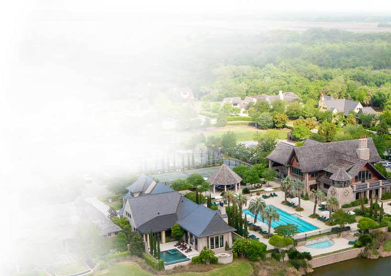 Cassique Aerial View