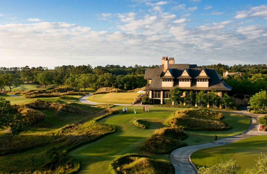 Golf - Private Courses - Championship status