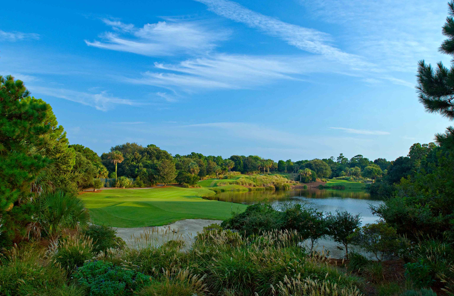 Golf - Private Courses - The River Course