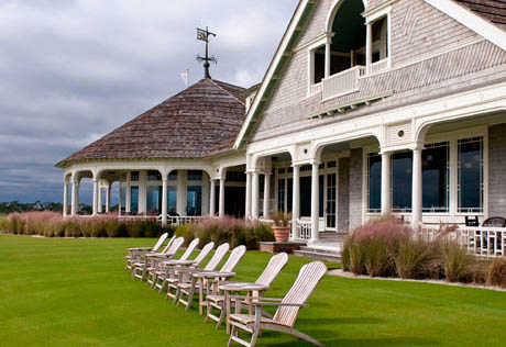 Golf - Resort Courses - Clubhouse