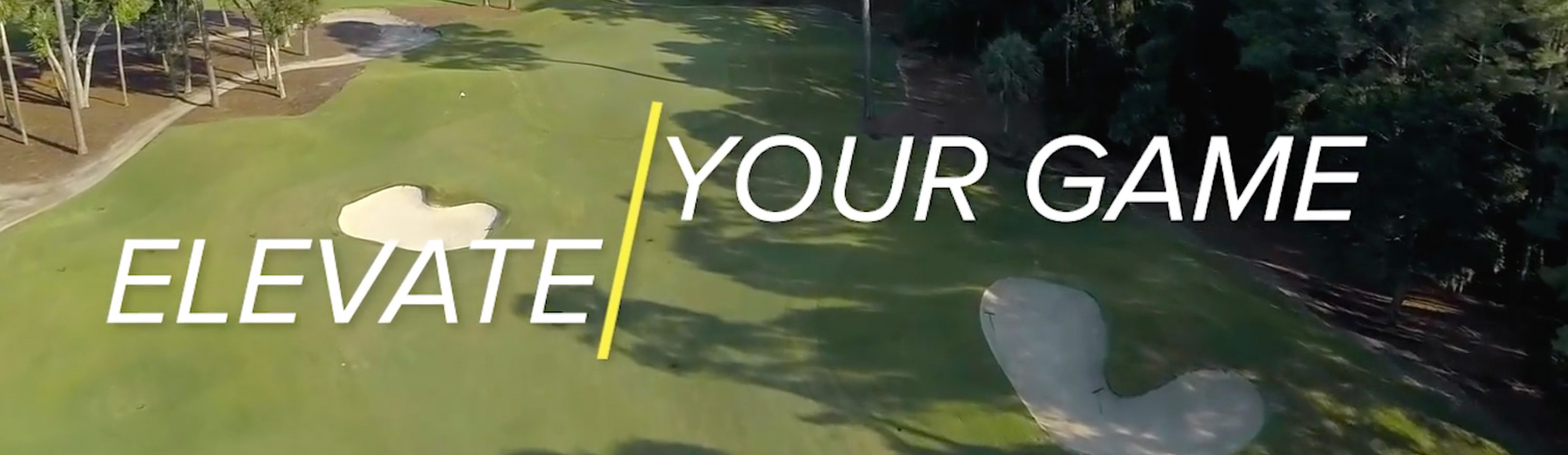 Looking for an easy way to improve your golf game? Try watching TV!