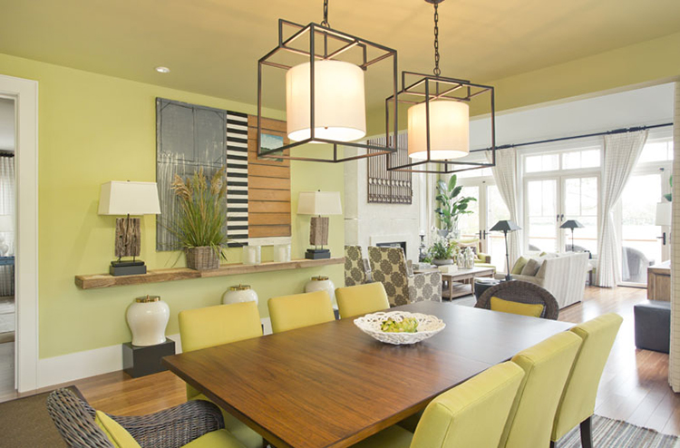 The 2013 HGVT Dream Home: dining room