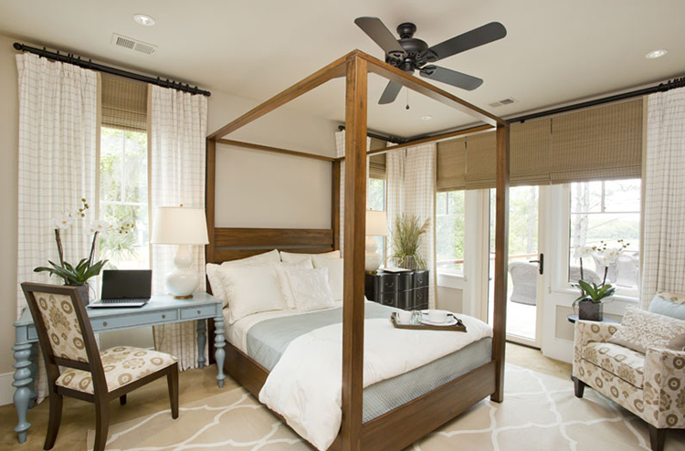 The 2013 HGTV Dream Home: master bedroom