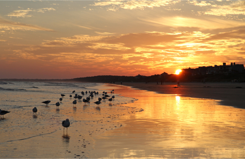 The History of Kiawah Island