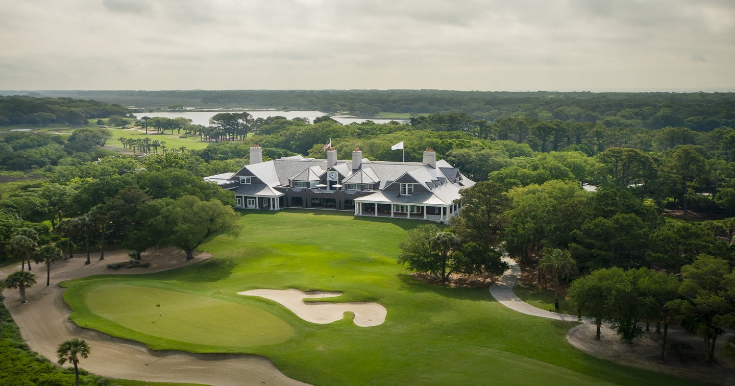 Golf is king in Kiawah Island, S.C., the Hamptons of the ...