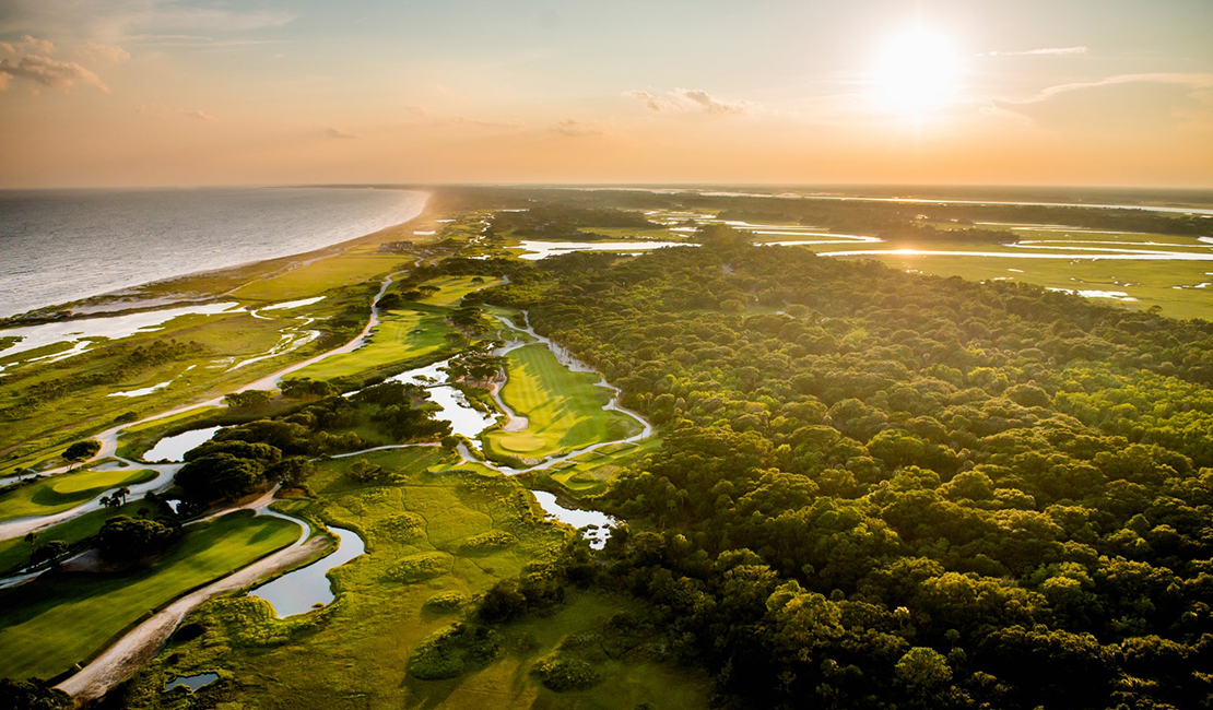 Kiawah Island voted #5 in Best U.S. Islands by Condé Nast Traveler