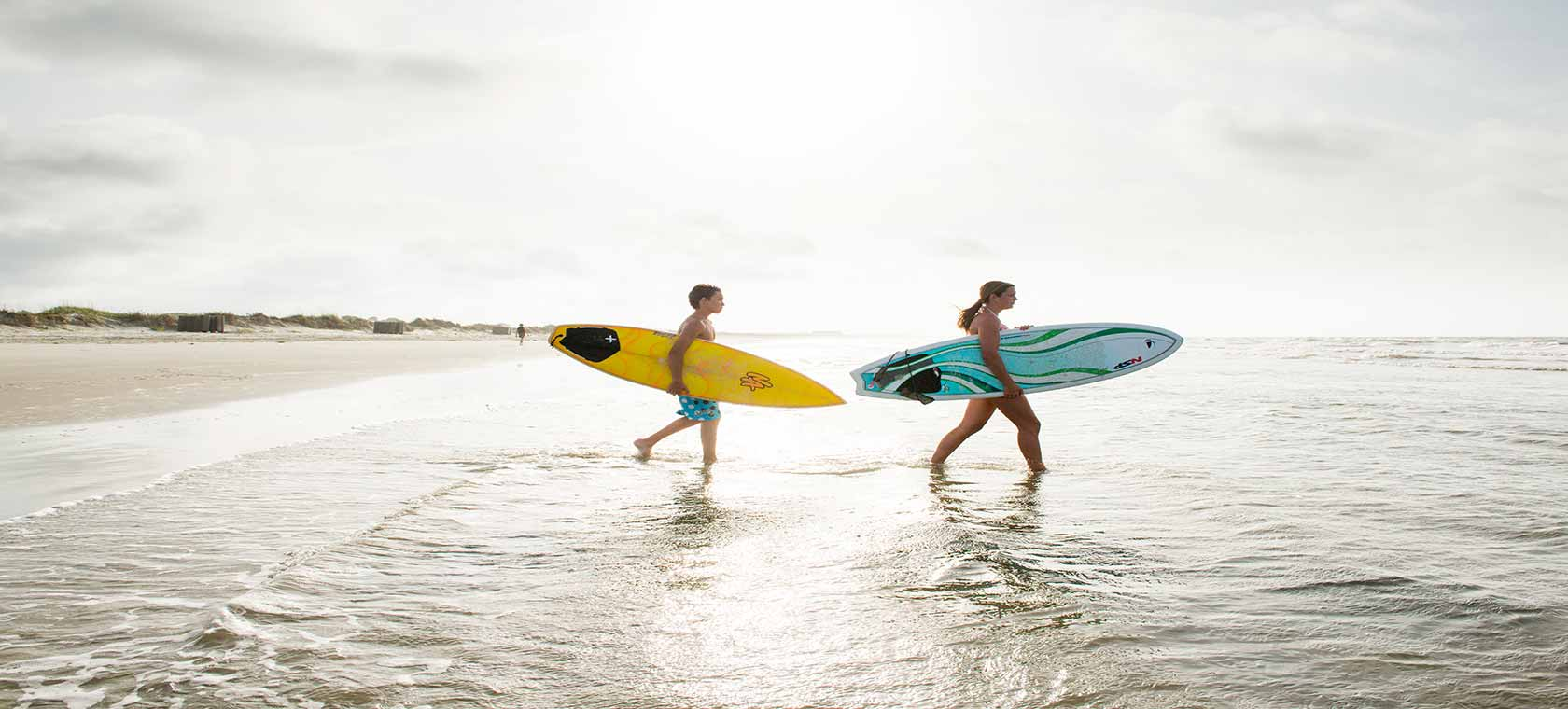 Conde Nast Traveler's Best Beaches In and Around Charleston