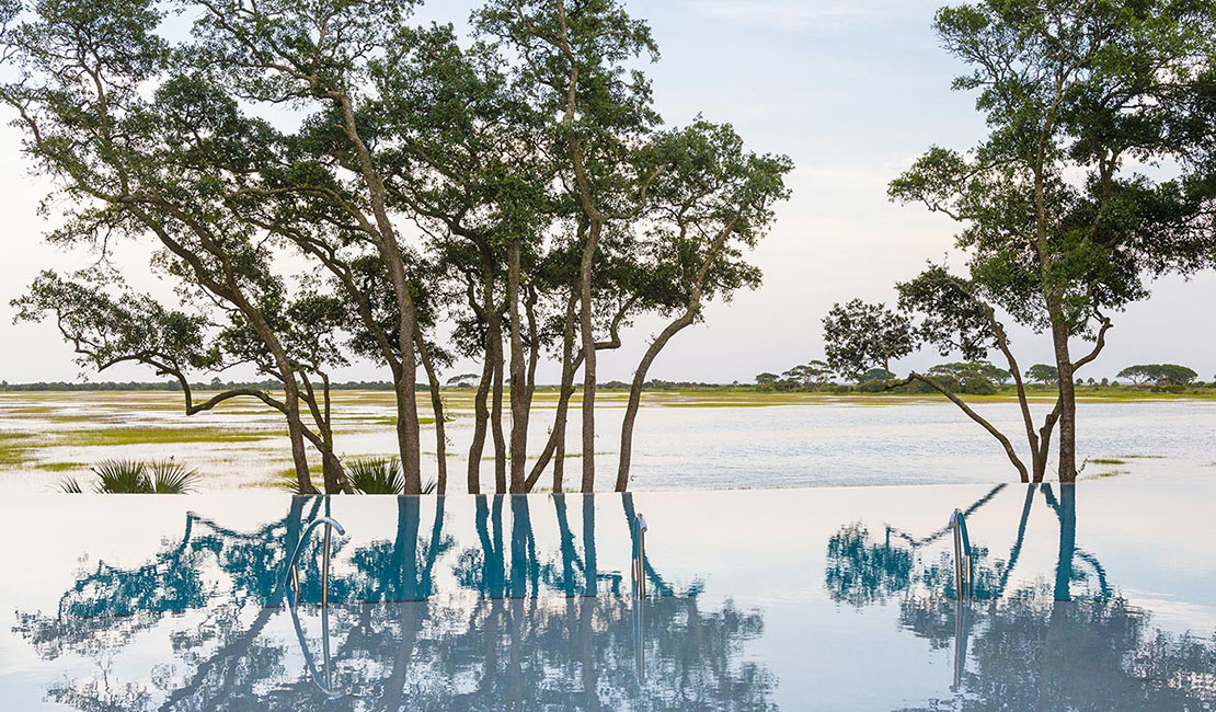 Kiawah Island's Marsh House