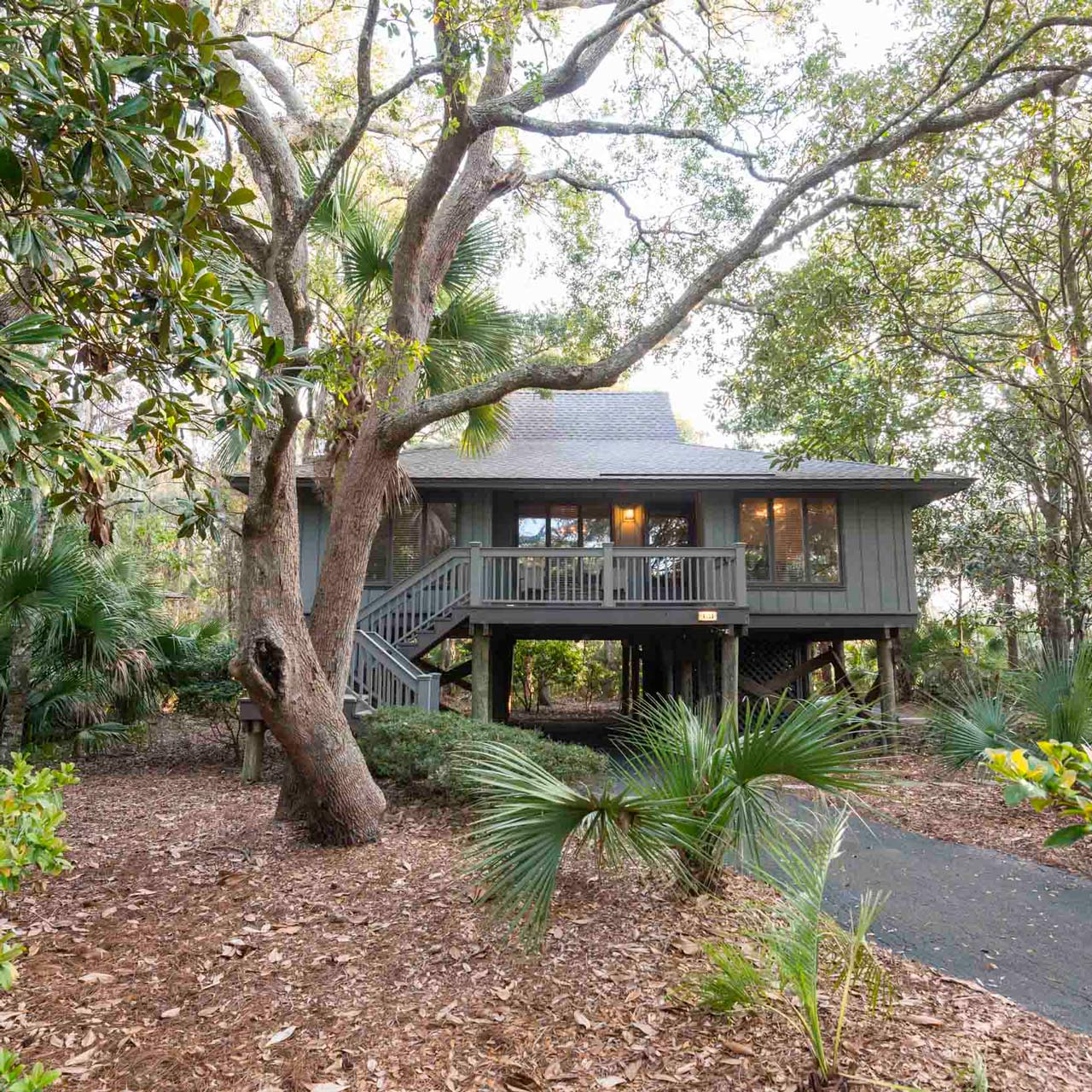 Night Heron Cottages