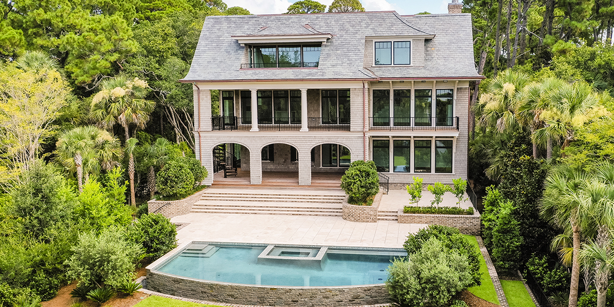 PRESS: Kiawah Island Real Estate listing featured in Robb Report