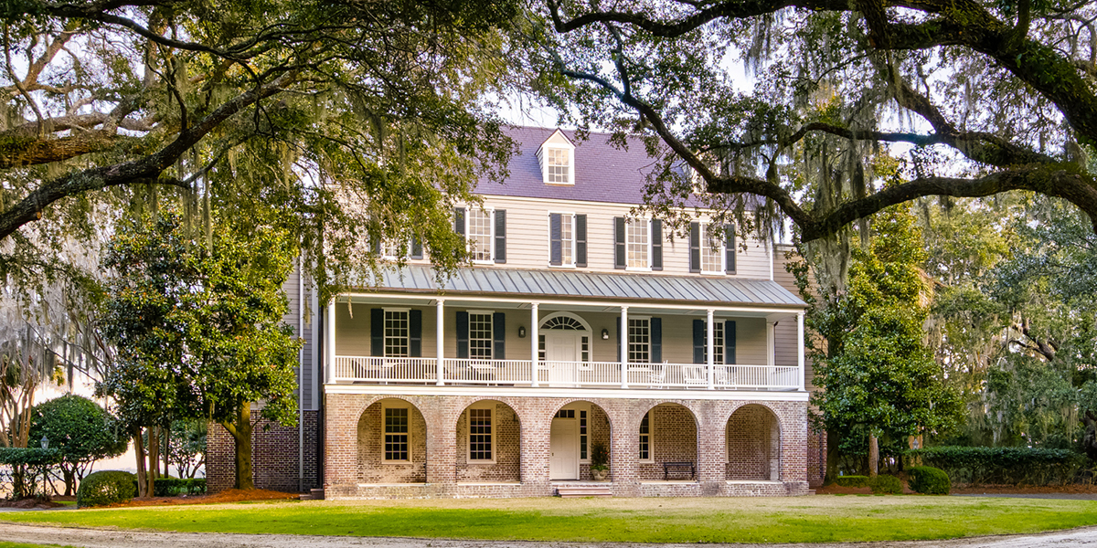 PRESS: Historic Kiawah Estate Featured in the Wall Street Journal