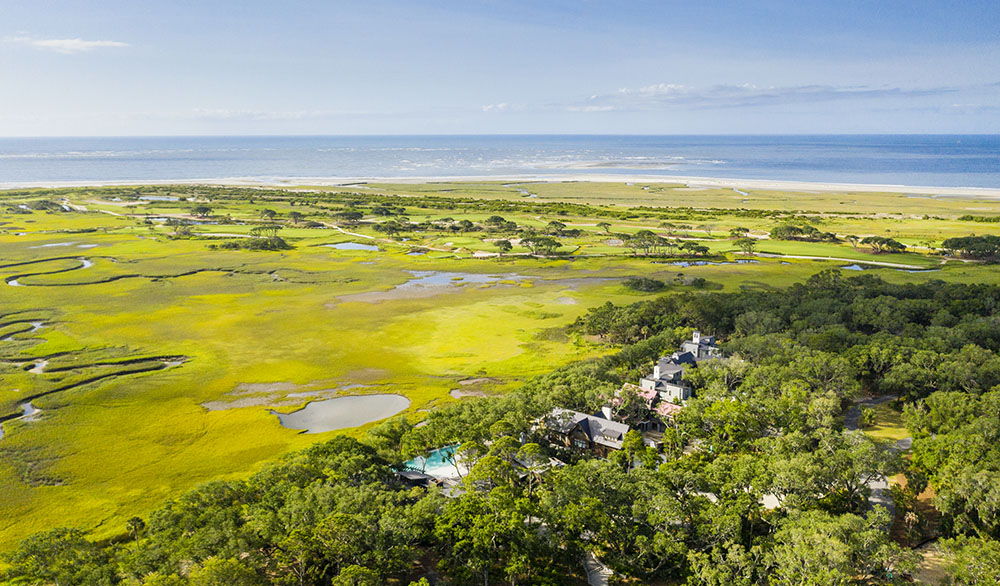 Kiawah Island voted #5 in Top 15 Islands in the Continental U.S. by Travel + Leisure