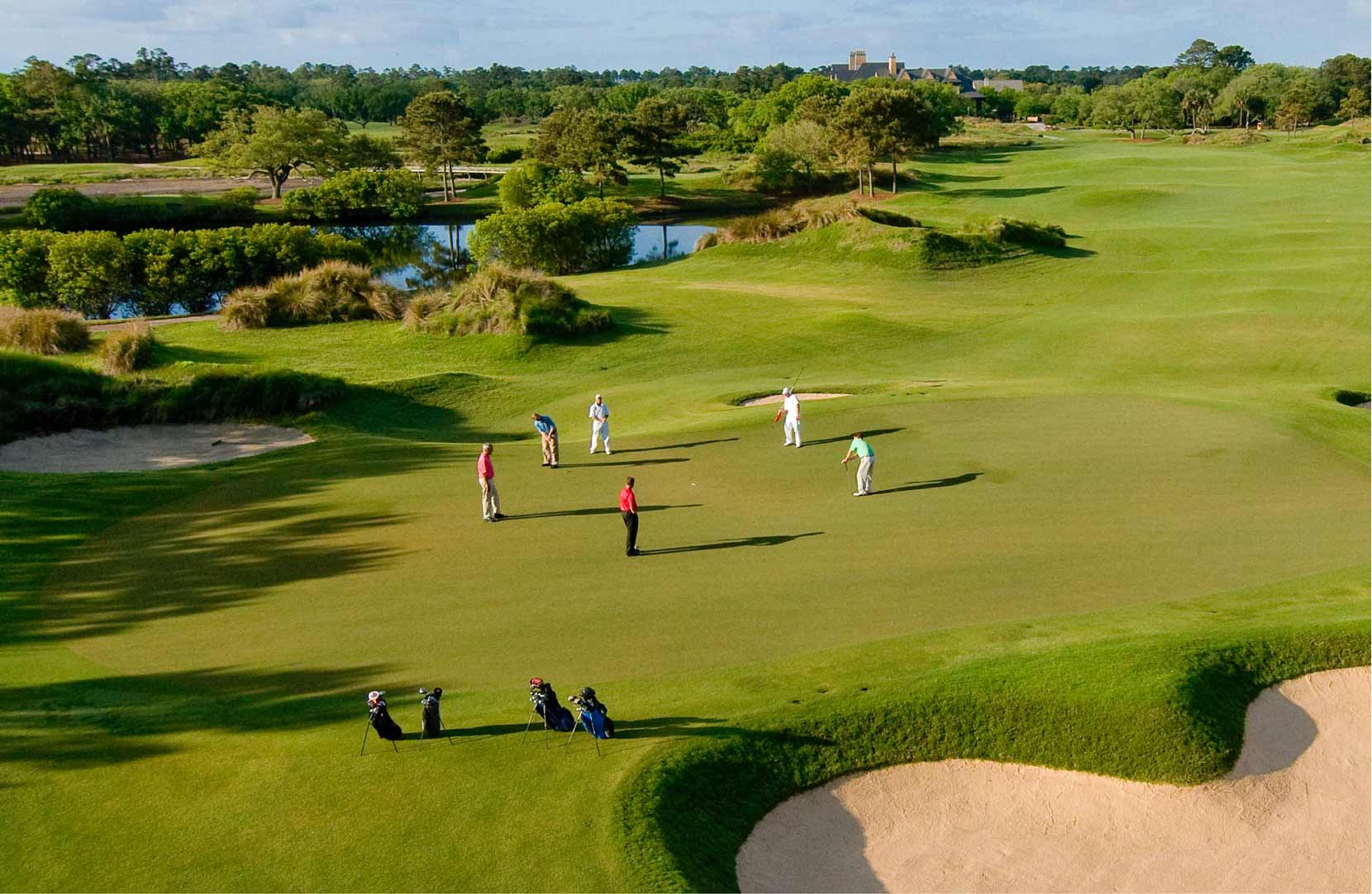 The Island Life - Golf - Private Courses