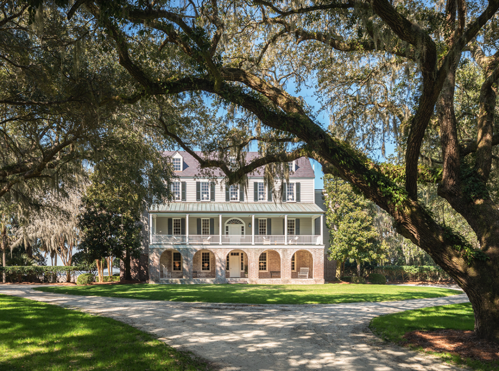 A Look at the Architecture of The Lowcountry