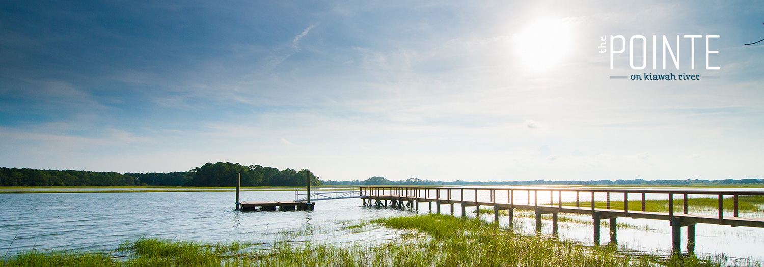 The Pointe on Kiawah River