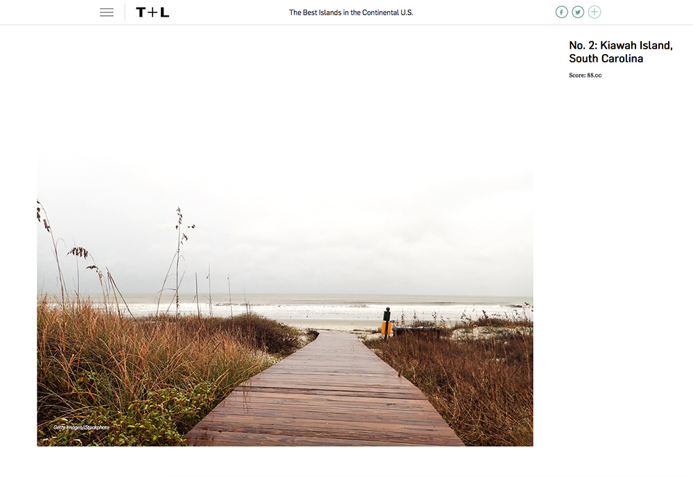 Travel-Leisure-website-top-islands-Kiawah