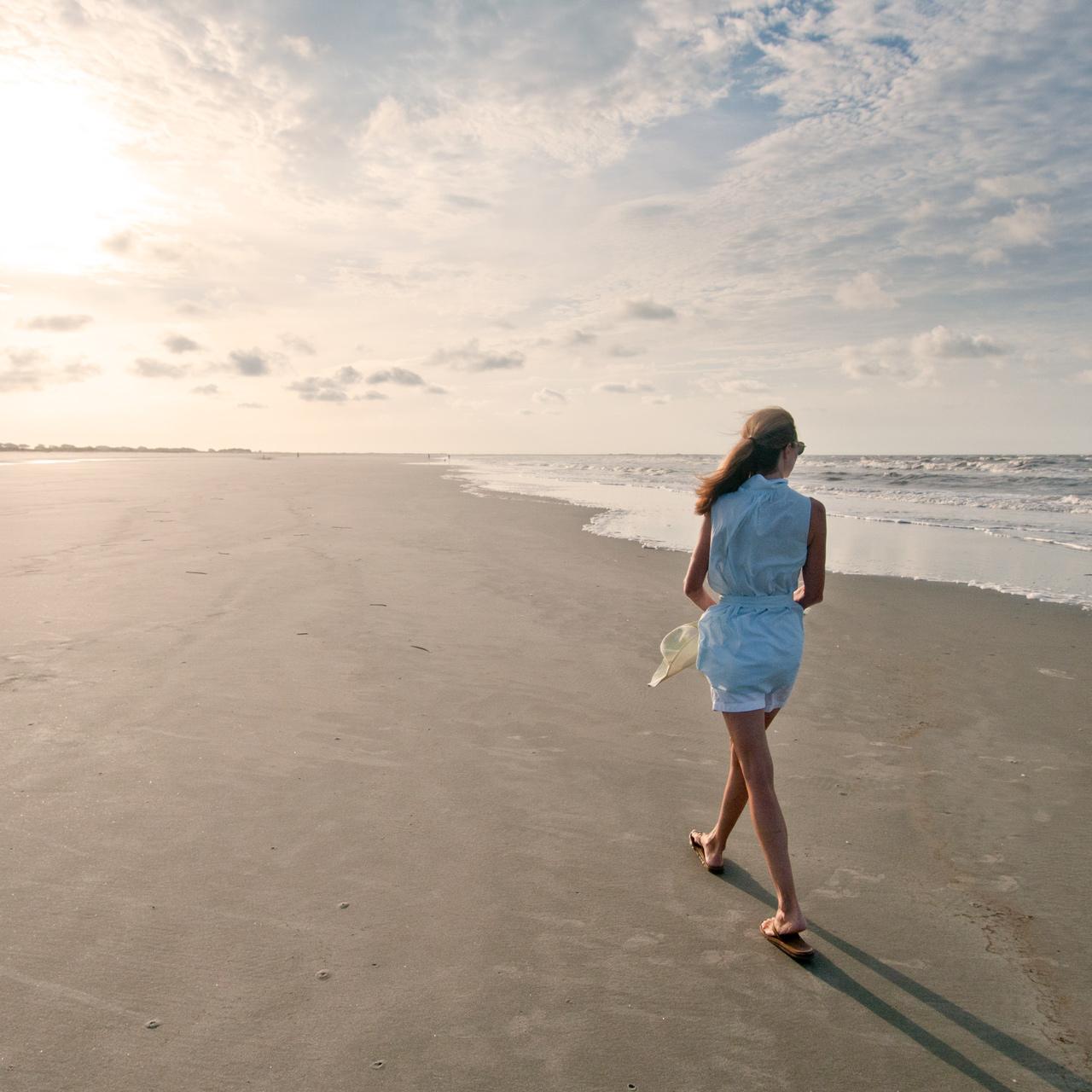 The Island Life - Beach