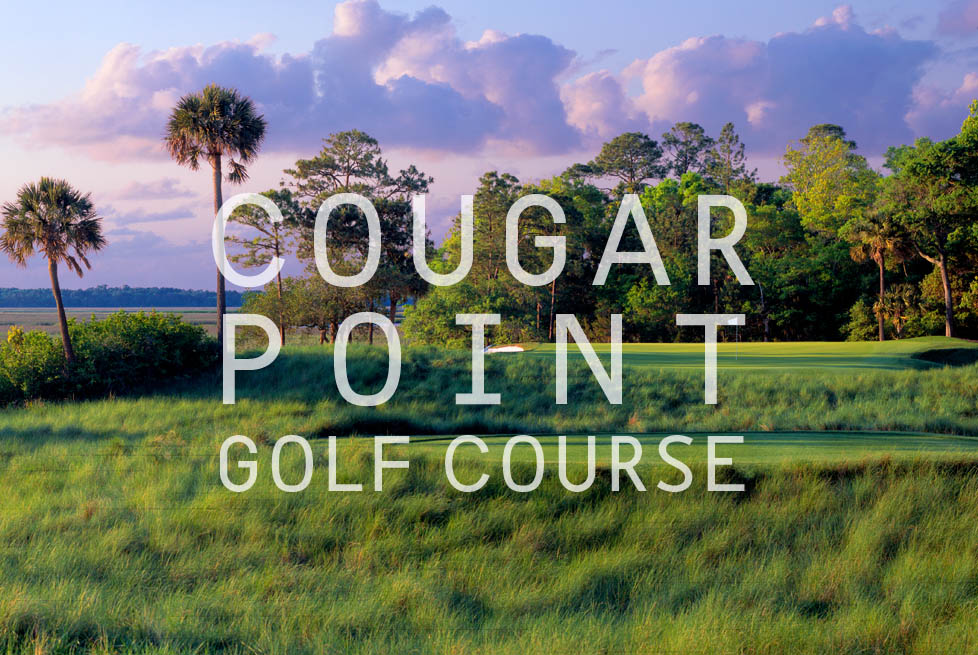 Golf - Resort Courses - Cougar Point Golf Course