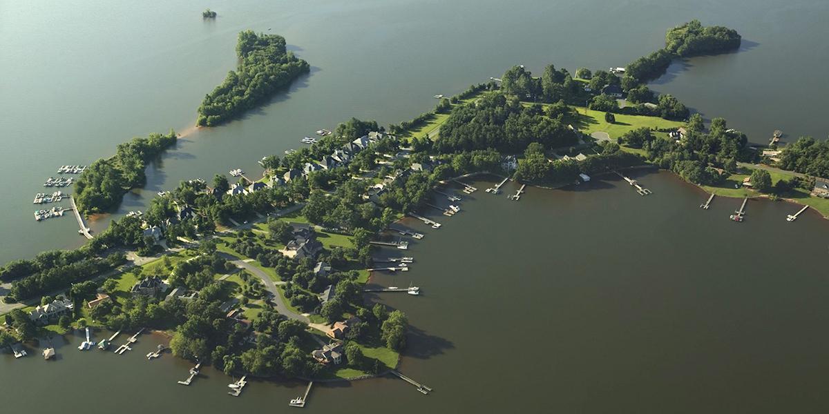 Top 7 Luxury Communities in The Carolinas