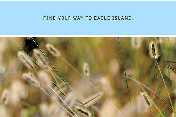 Eagle Island Brochure
