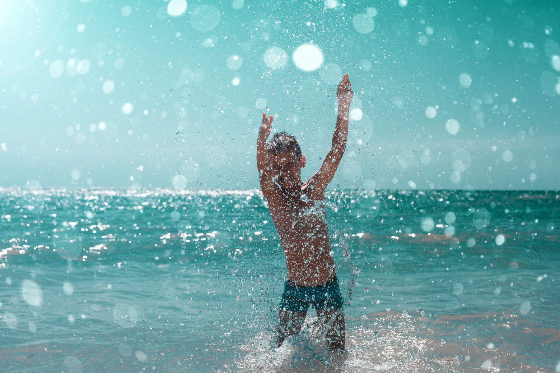 A Summer of Fun for the Kiawah Island Kid