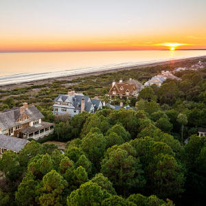 Homes on Kiawah Island