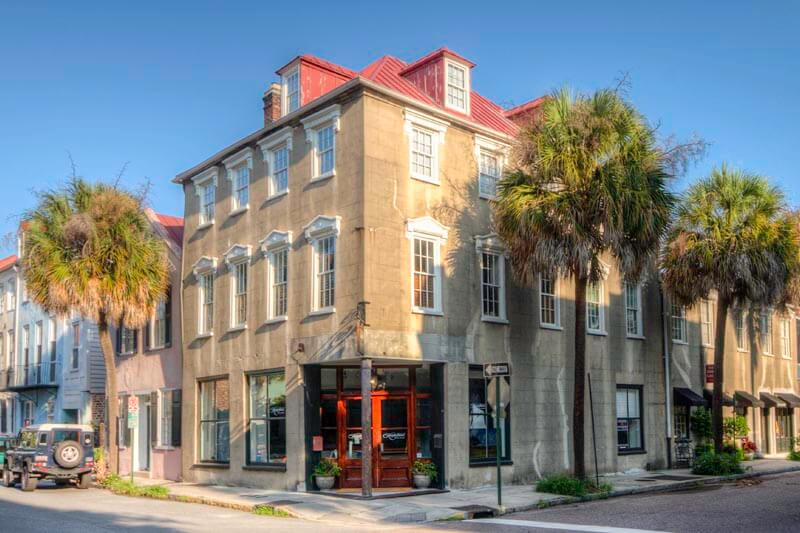 Kiawah Island Real Estate Downtown Charleston sales office