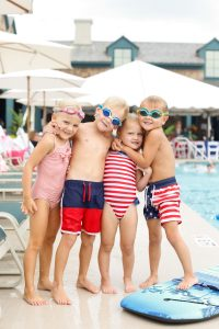 Kiawah Island Club Spring Poolside Party