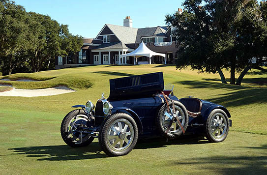 April 15: Heaven for rare car buffs