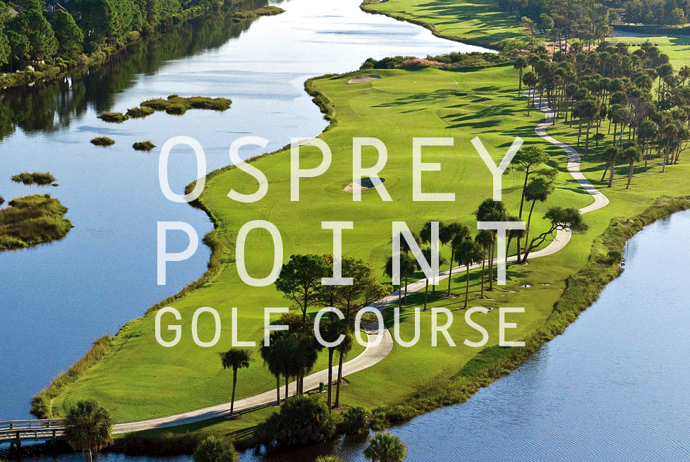 Golf - Resort Courses - Osprey Point Golf Course