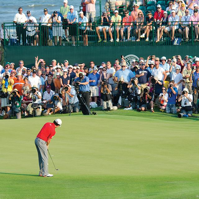 The PGA Championship at Kiawah