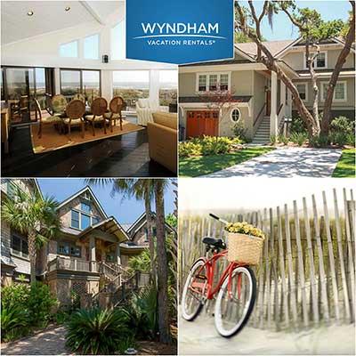 Vacation rentals by Wyndham